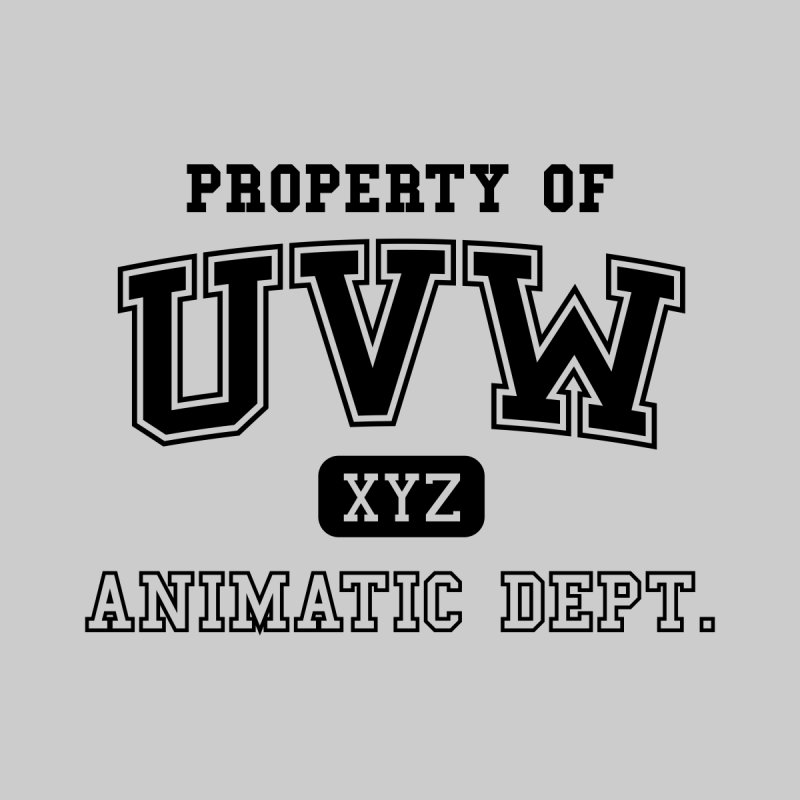 Property of UVW Men's Triblend T-Shirt by Teeframed