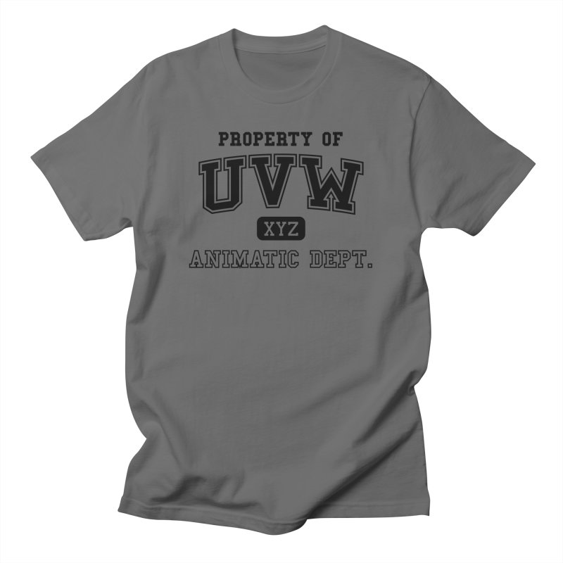 Property of UVW Men's T-Shirt by Teeframed