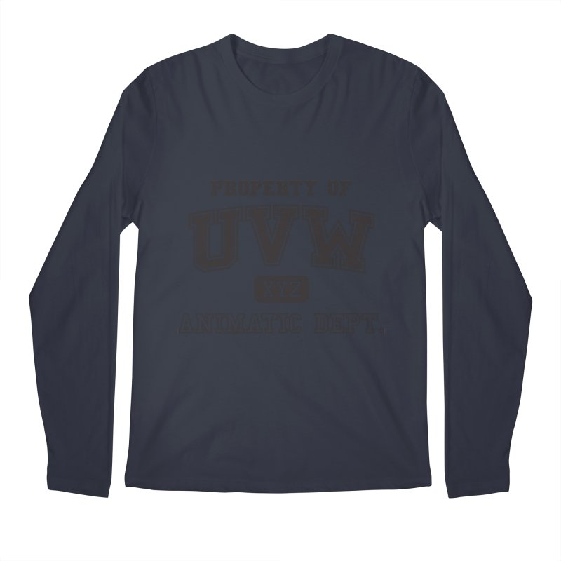 Property of UVW Men's Longsleeve T-Shirt by Teeframed