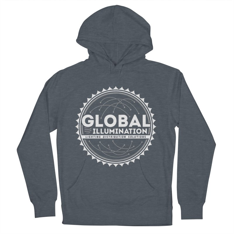 Global Illumination Men's Pullover Hoody by Teeframed