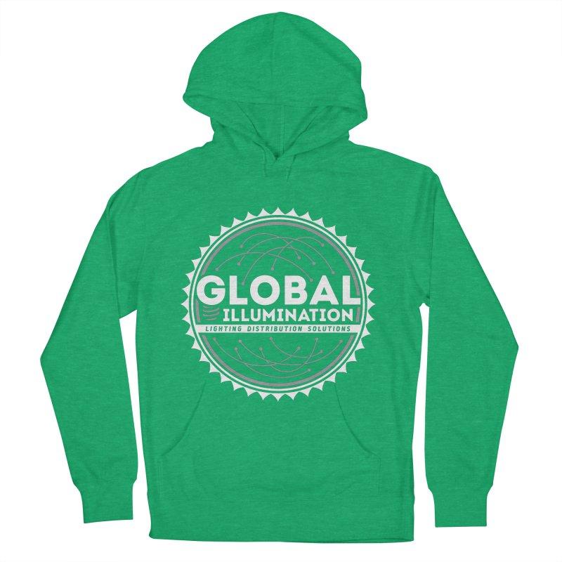 Global Illumination Men's Pullover Hoody by Teeframed