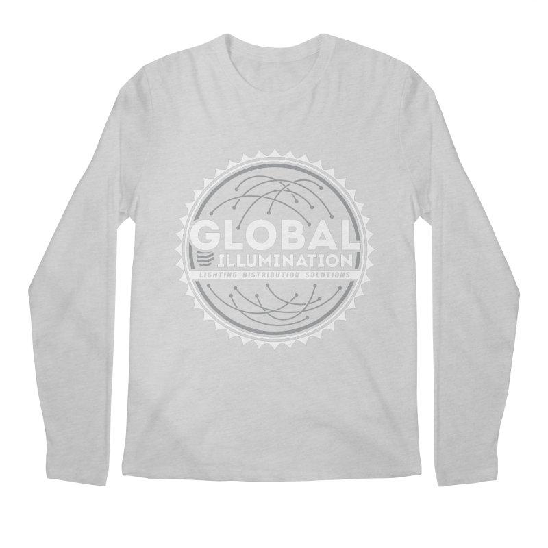 Global Illumination Men's Longsleeve T-Shirt by Teeframed