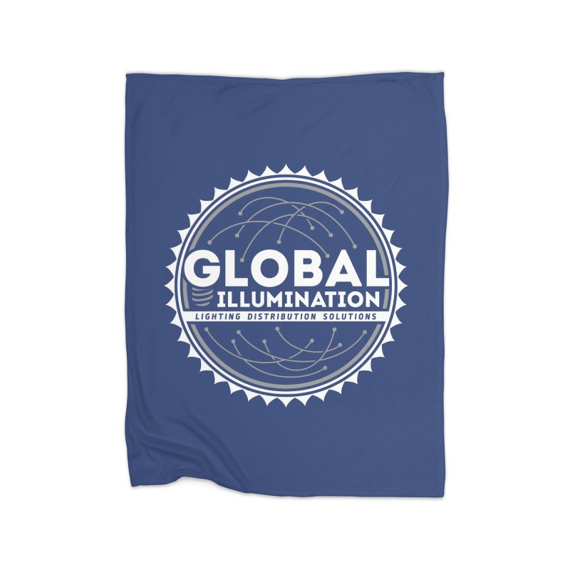 Global Illumination Home Blanket by Teeframed