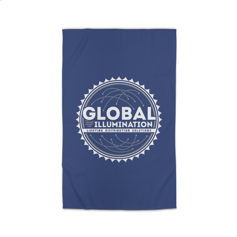 Global Illumination Home Rug by Teeframed