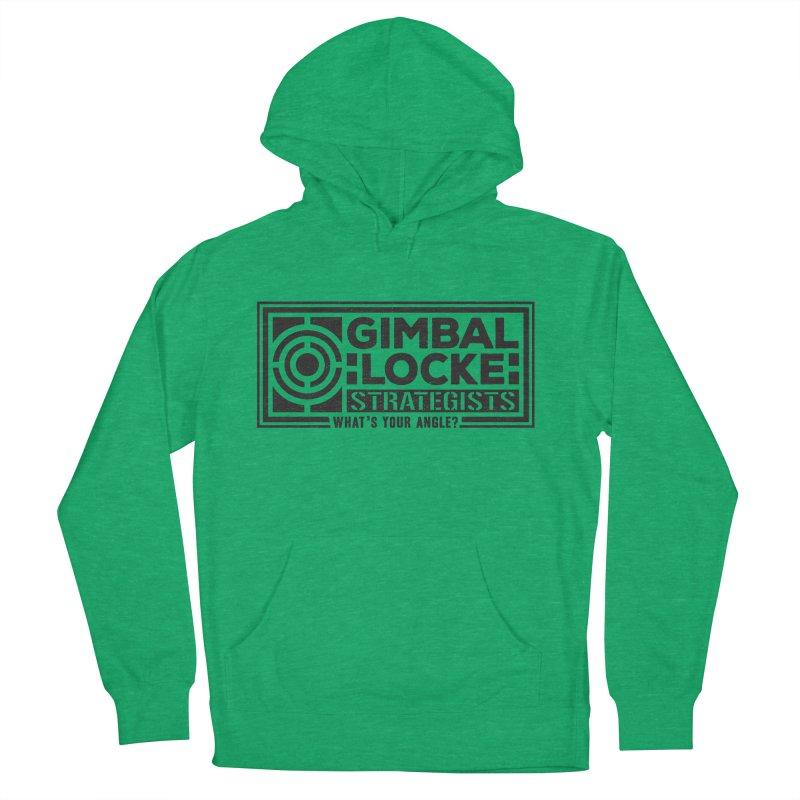 Gimbal Locke Strategists Men's Pullover Hoody by Teeframed