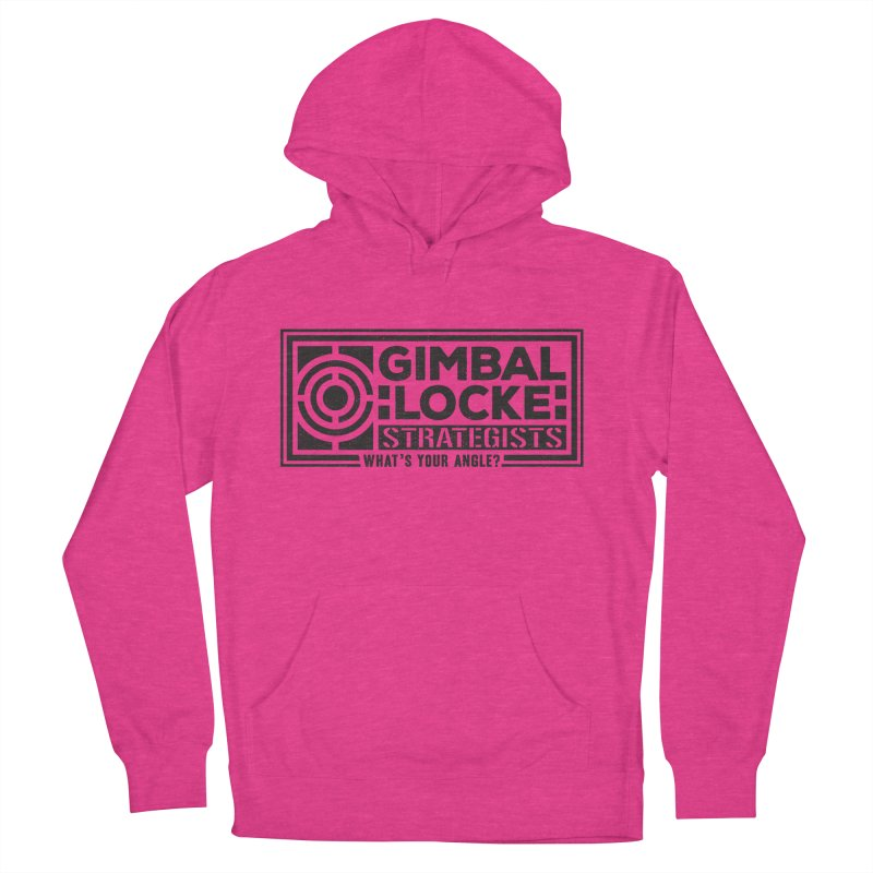 Gimbal Locke Strategists Men's Pullover Hoody by Teeframed