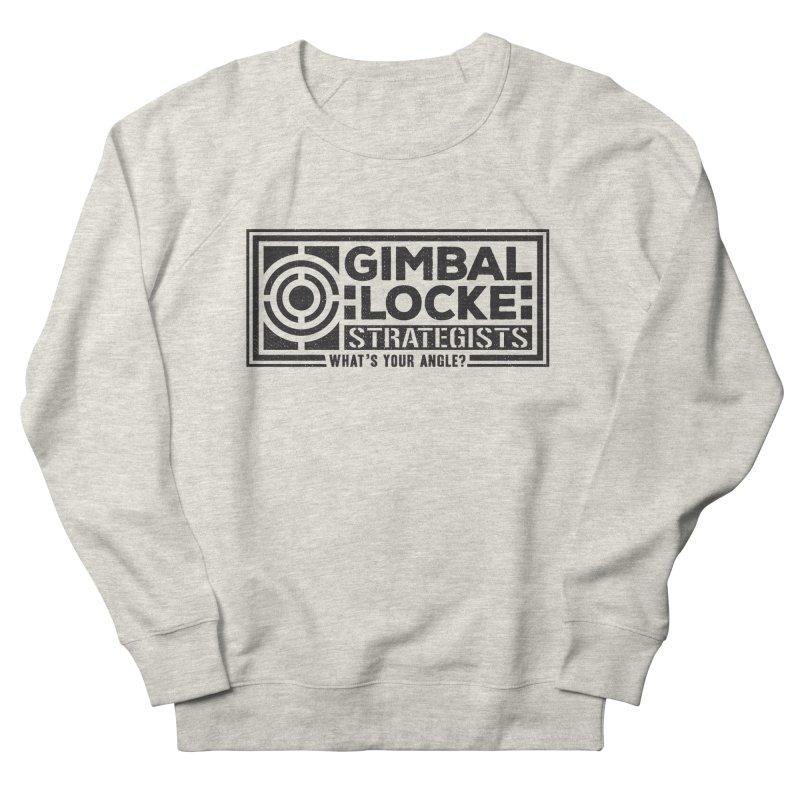 Gimbal Locke Strategists Men's Sweatshirt by Teeframed