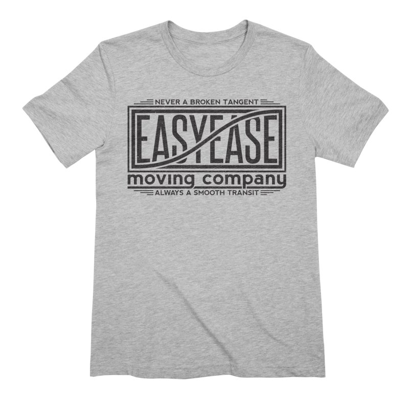Easy Ease Men's Extra Soft T-Shirt by Teeframed