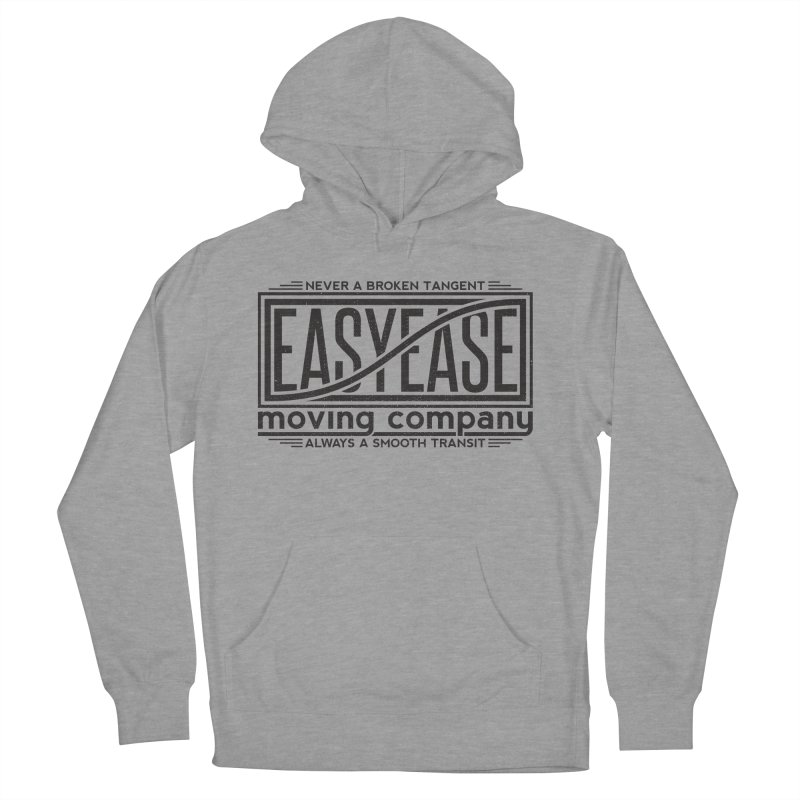 Easy Ease Men's French Terry Pullover Hoody by Teeframed