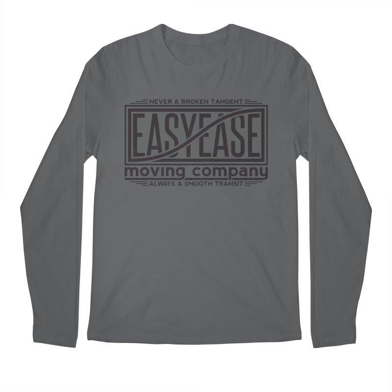 Easy Ease Men's Regular Longsleeve T-Shirt by Teeframed