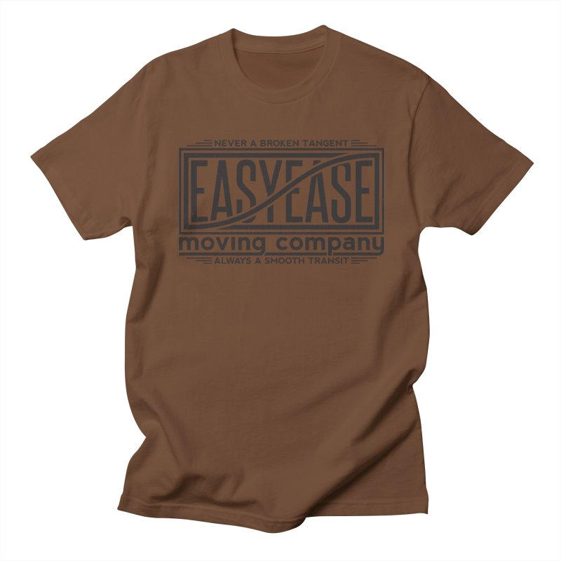 Easy Ease Women's Unisex T-Shirt by Teeframed
