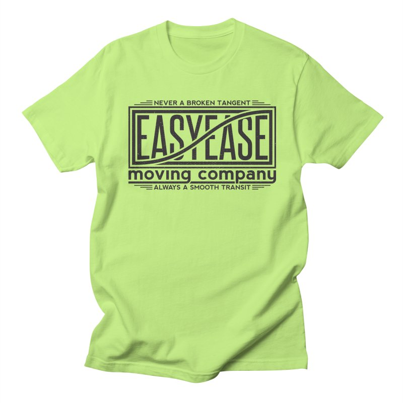 Easy Ease Women's Regular Unisex T-Shirt by Teeframed