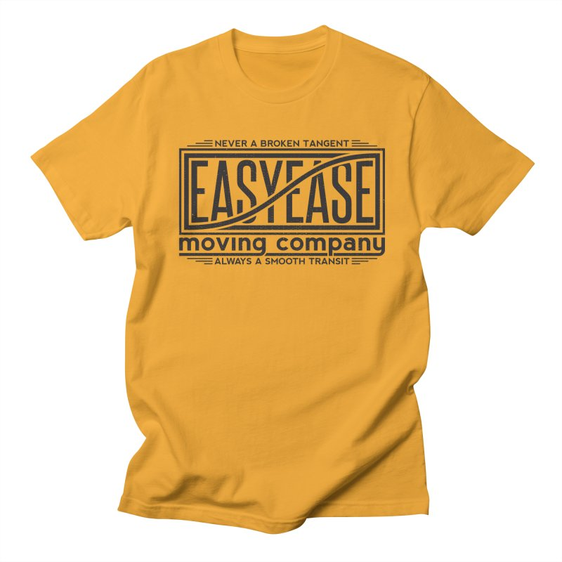 Easy Ease Men's T-Shirt by Teeframed