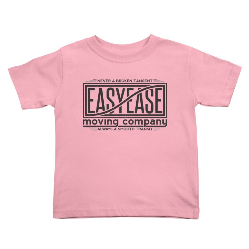 Easy Ease Kids Toddler T-Shirt by Teeframed