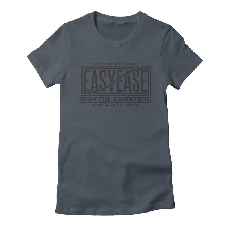 Easy Ease Women's T-Shirt by Teeframed