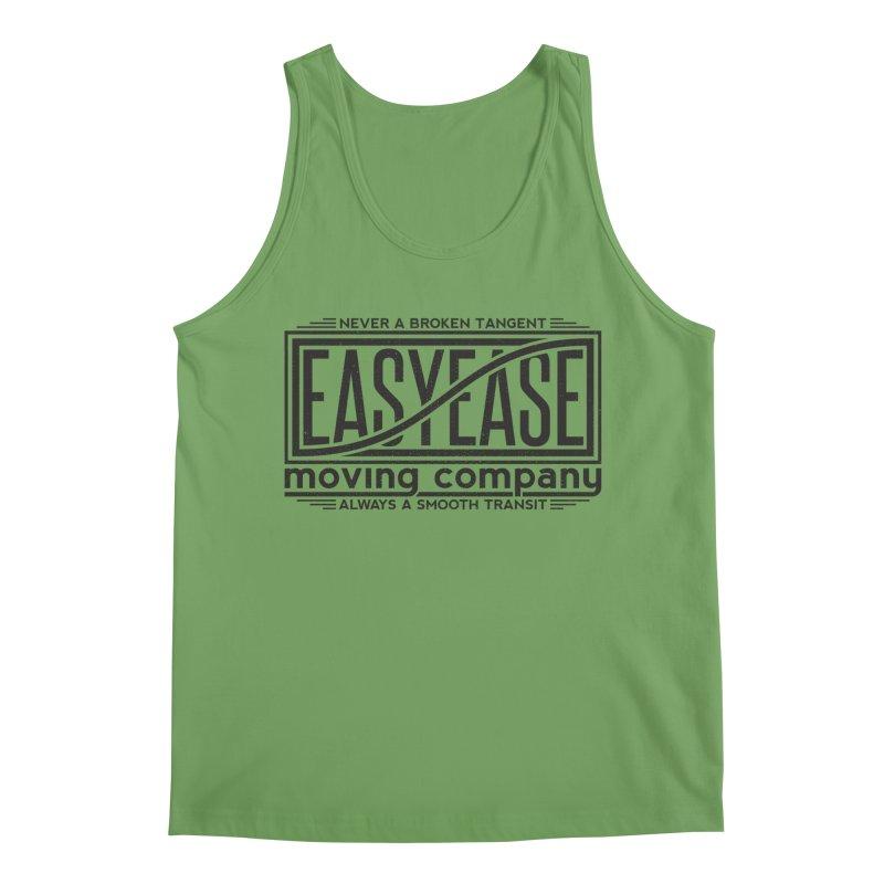 Easy Ease Men's Tank by Teeframed