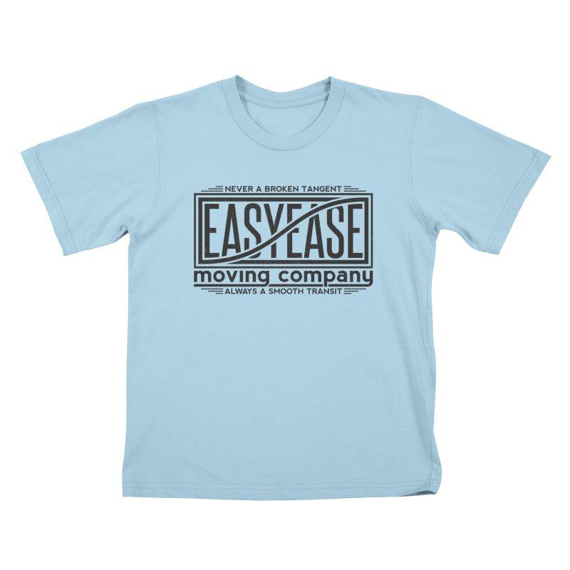Easy Ease Kids T-Shirt by Teeframed