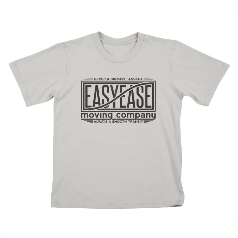 Easy Ease Kids T-shirt by Teeframed