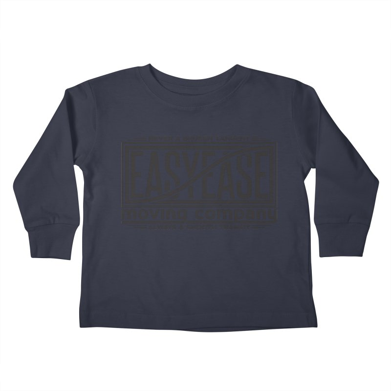 Easy Ease Kids Toddler Longsleeve T-Shirt by Teeframed