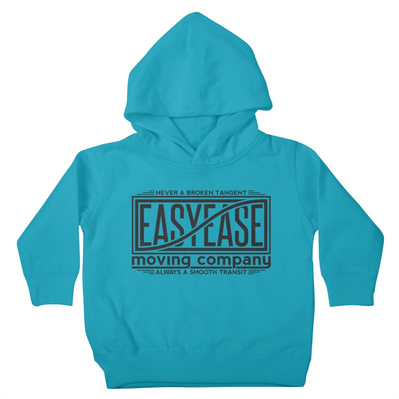 Easy Ease Kids Toddler Pullover Hoody by Teeframed
