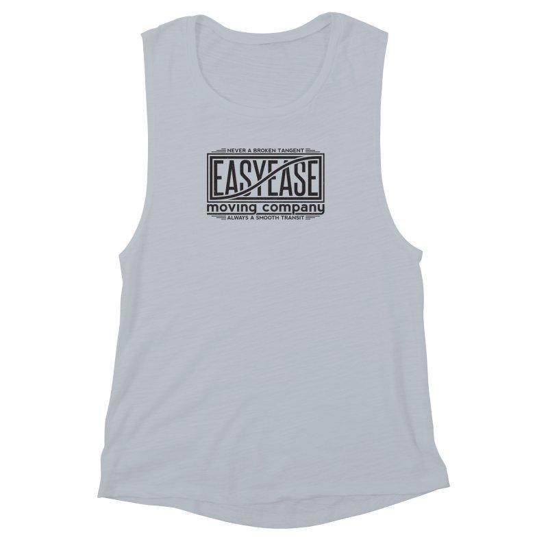 Easy Ease Women's Muscle Tank by Teeframed