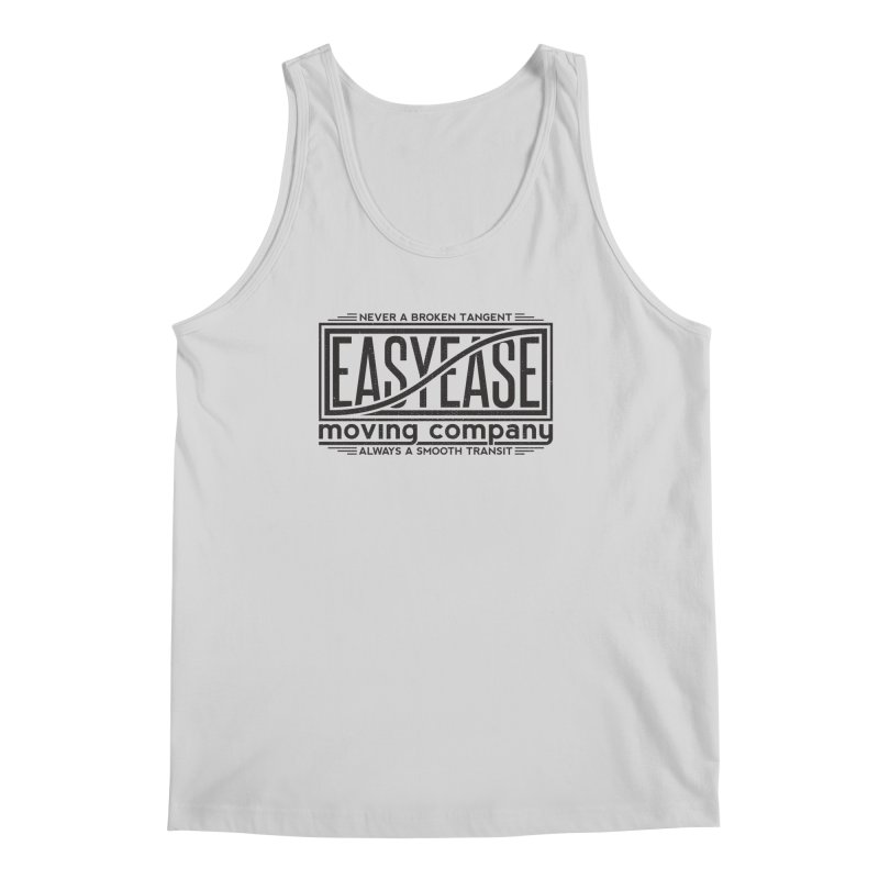 Easy Ease Men's Regular Tank by Teeframed