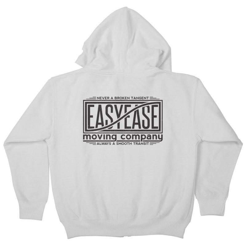 Easy Ease Kids Zip-Up Hoody by Teeframed