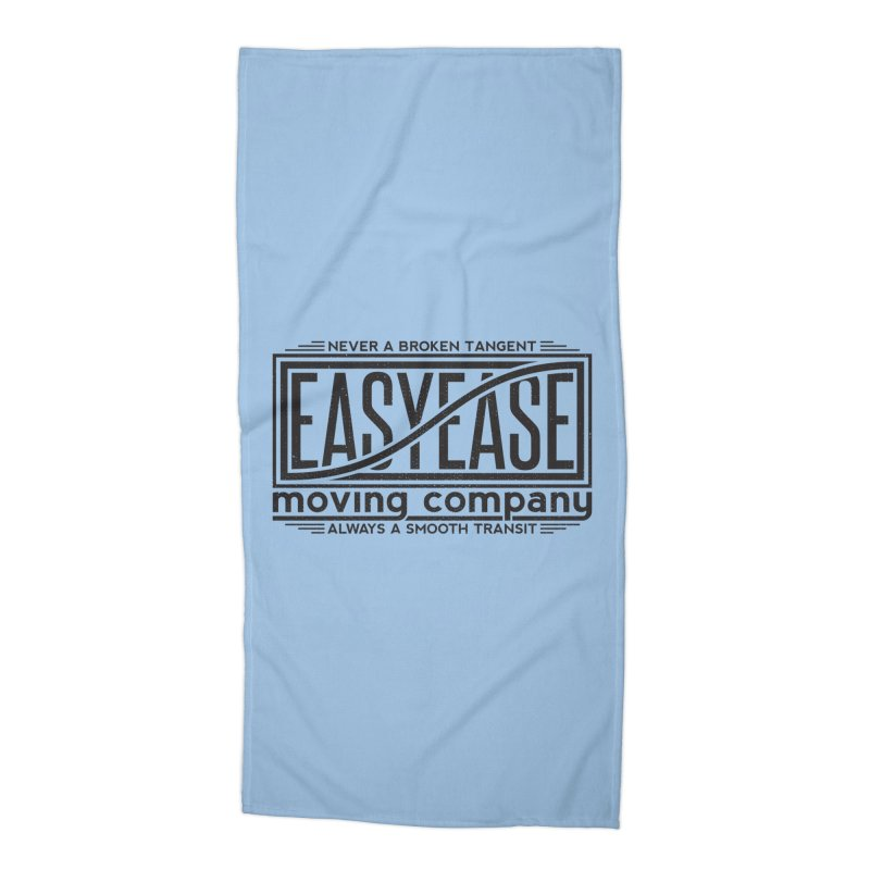 Easy Ease Accessories Beach Towel by Teeframed