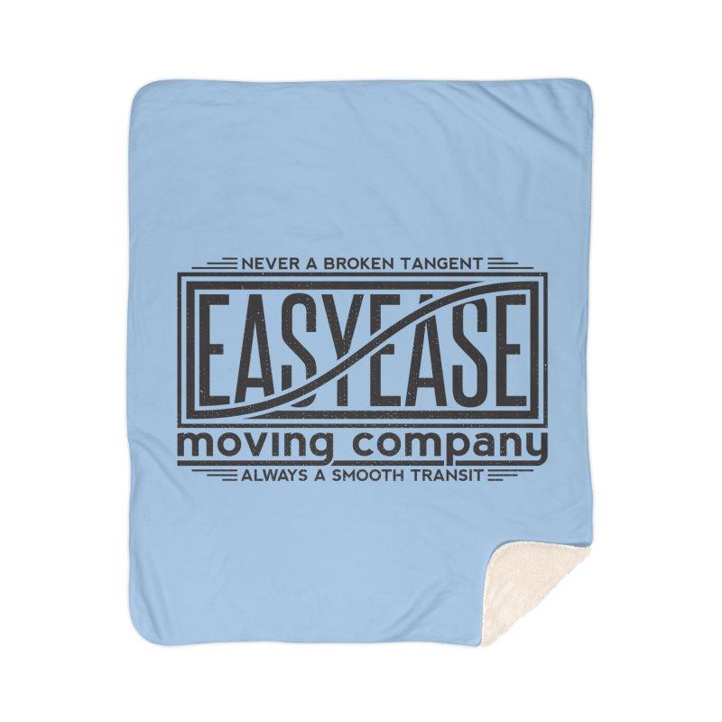 Easy Ease Home Sherpa Blanket Blanket by Teeframed