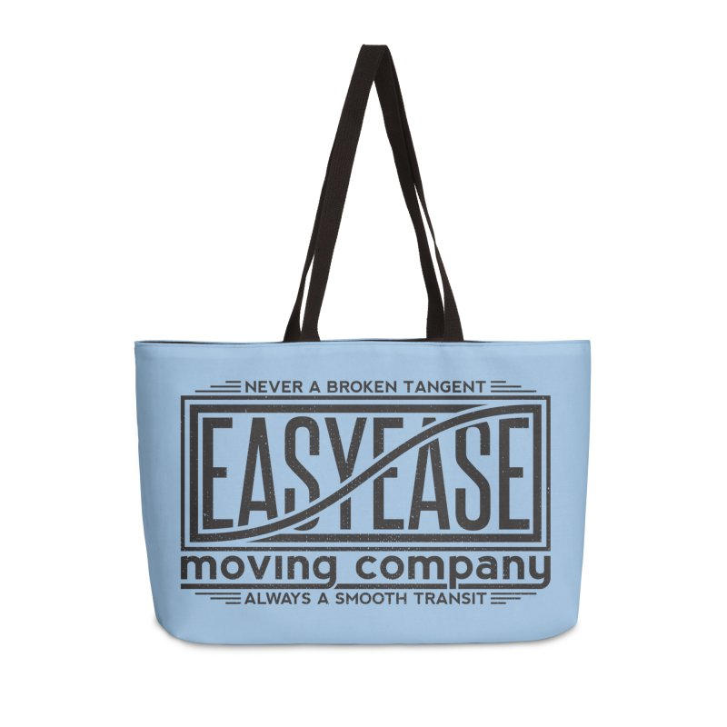 Easy Ease Accessories Weekender Bag Bag by Teeframed
