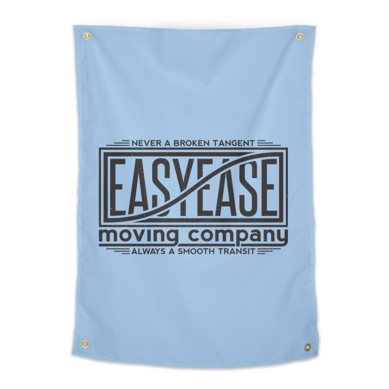 Easy Ease Home Tapestry by Teeframed