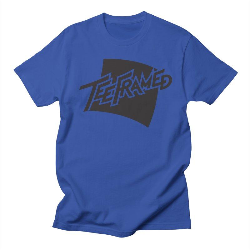 Teeframed - Black Logo   by Teeframed