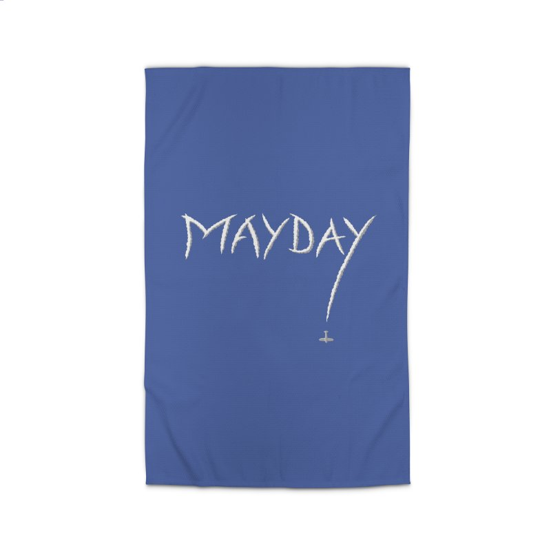 MAYDAY! Home Rug by Teeframed