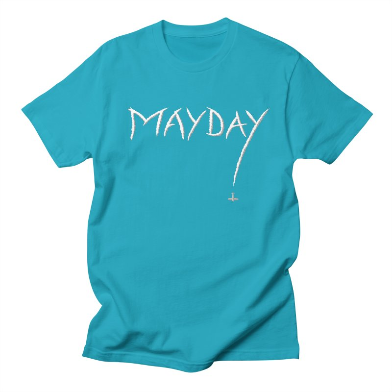 MAYDAY! Men's T-Shirt by Teeframed