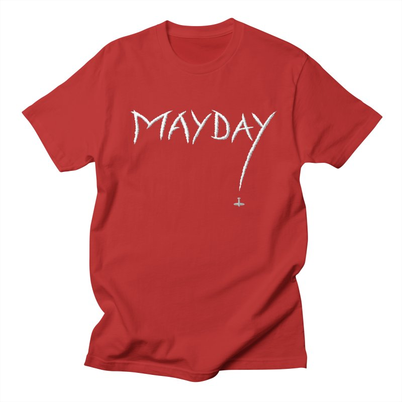 MAYDAY! Women's Unisex T-Shirt by Teeframed