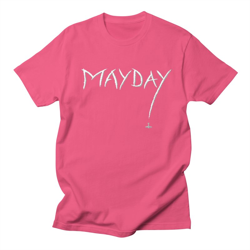 MAYDAY! Men's Regular T-Shirt by Teeframed