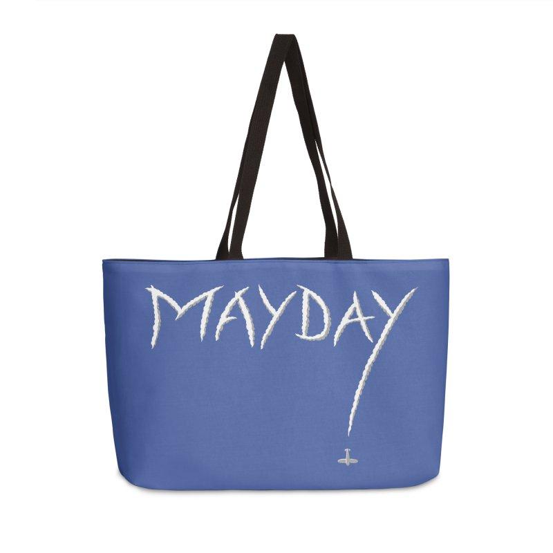 MAYDAY! Accessories Weekender Bag Bag by Teeframed