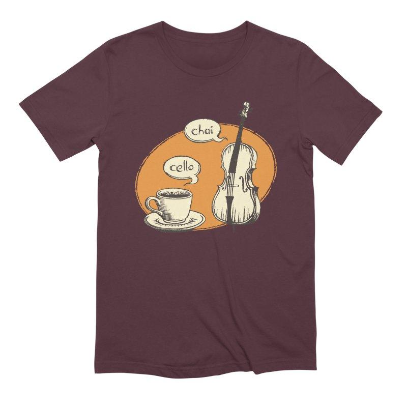 Hi. Hello. Men's T-Shirt by Teeframed