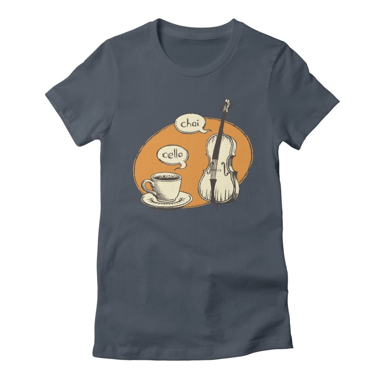 Hi. Hello. Women's T-Shirt by Teeframed