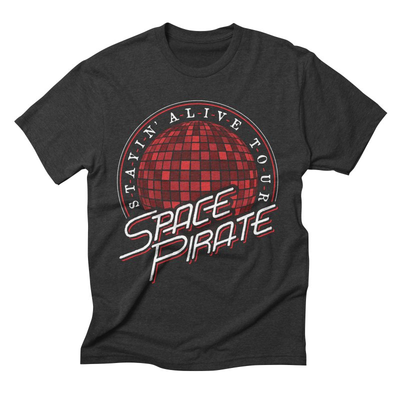 Space Pirate Men's T-Shirt by Teeframed
