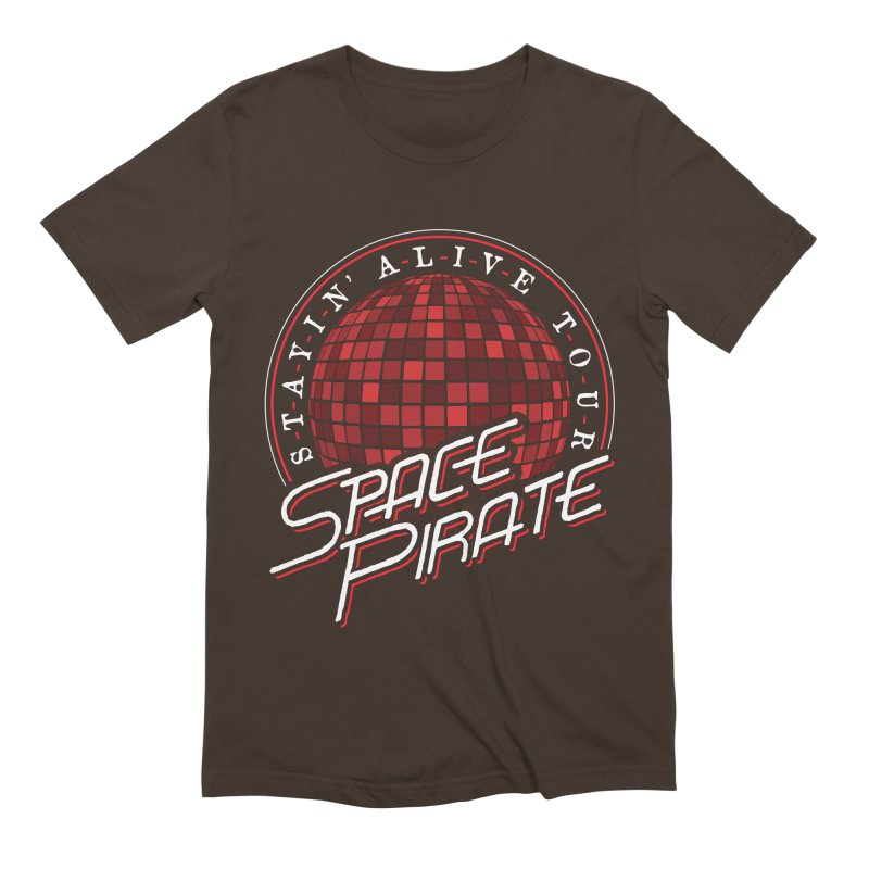 Space Pirate Men's Extra Soft T-Shirt by Teeframed