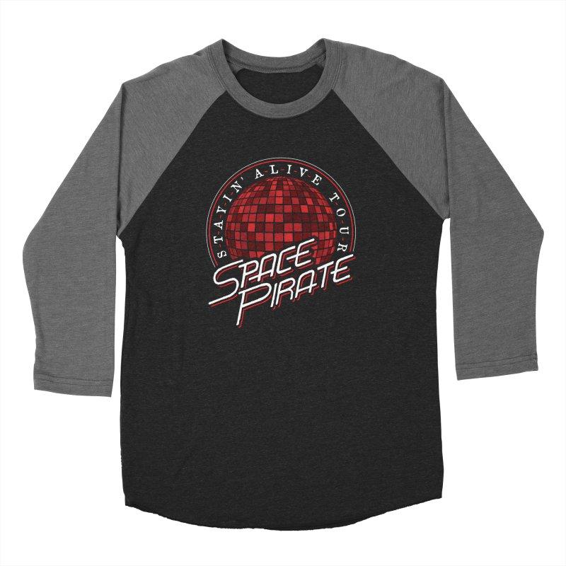 Space Pirate Women's Longsleeve T-Shirt by Teeframed