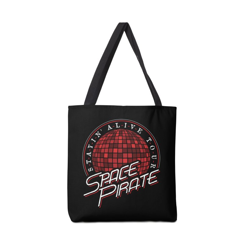 Space Pirate Accessories Bag by Teeframed