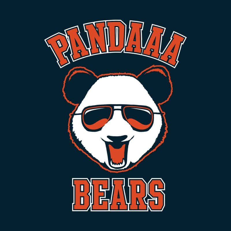 PanDAAA Bears Kids Pullover Hoody by Teeframed