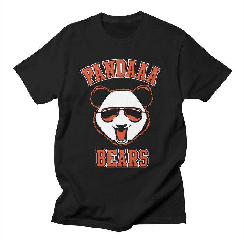 PanDAAA Bears Men's T-Shirt by Teeframed