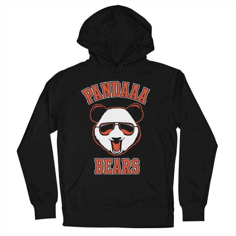 PanDAAA Bears Women's French Terry Pullover Hoody by Teeframed