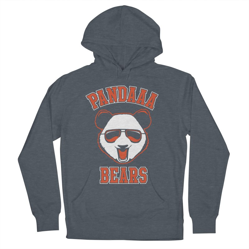 PanDAAA Bears Men's French Terry Pullover Hoody by Teeframed
