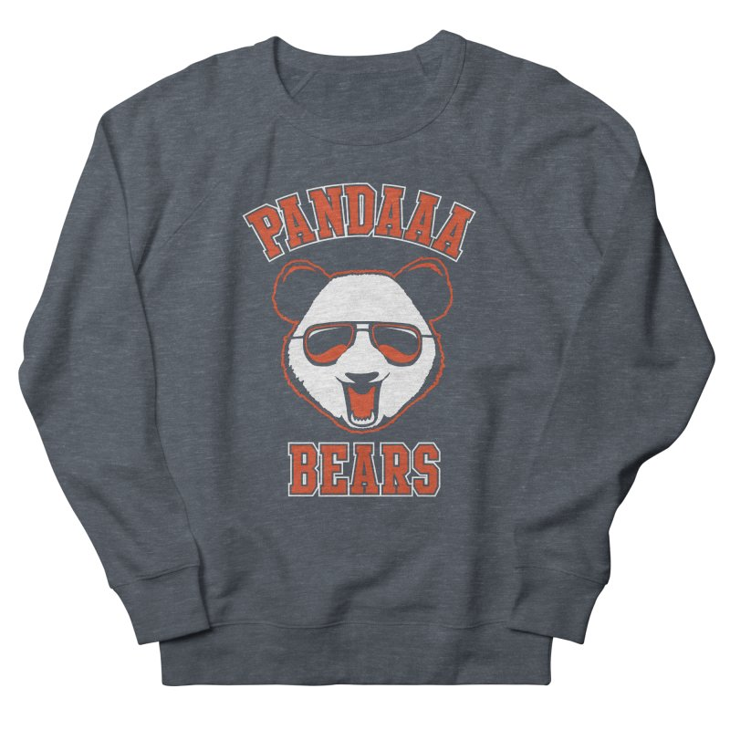 PanDAAA Bears Women's French Terry Sweatshirt by Teeframed