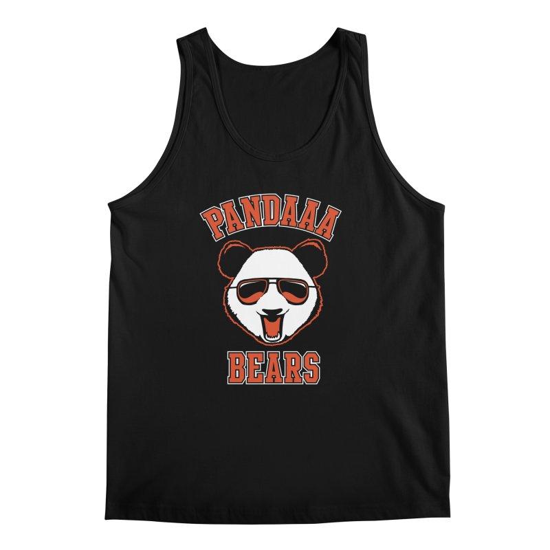 PanDAAA Bears Men's Tank by Teeframed