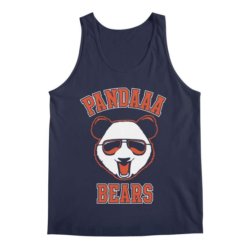 PanDAAA Bears Men's Regular Tank by Teeframed